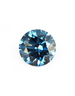 Lab-Grown Diamond Fancy Blue 0.21ct